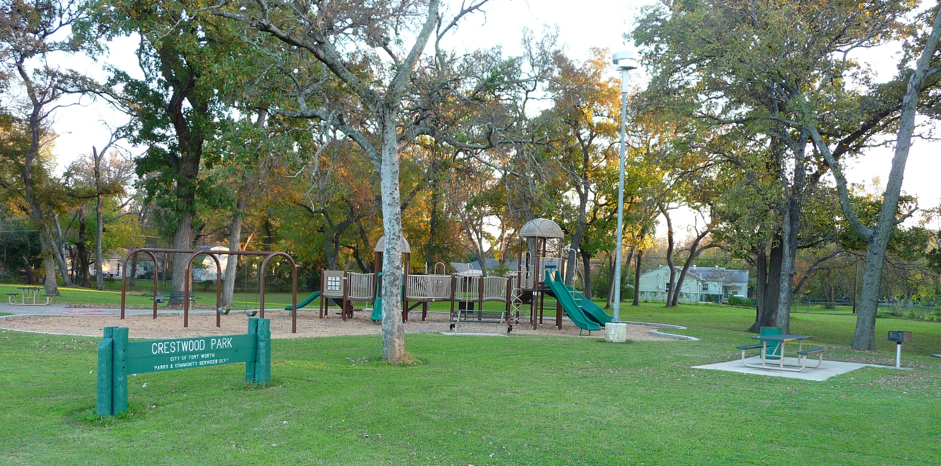 A rundown of facts about Fort Worth Parks. Number of Parks. Total Acres of Park Land. 11, acres. Learn more about our newest parks and other upcoming Capital Projects.